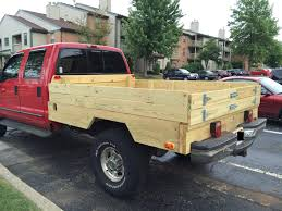 New Wooden Bed-img_1584.jpg (ordinary Wooden Truck Bed Plans #2 ... Wooden Truck Bed Of High Quality Pickup Box Trucks Pinterest Kayak Rack For Best Resource View Our Gallery Here Marvelous Kits 1 Wood Truck Bed Plans The Bench Restoration Projects 1969 Febird 1977 Trans Am 1954 Jeff Majors Bedwood Tips And Tricks 2011 Hot Rods Fishing A Wood Hamb Modern Rodder 1929 Chevrolet Stake Bills Handmade Wooden Trucks Wooden Side Rails Homedignlastsite