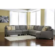 Chamberly Alloy 5 Pc LAF Loveseat Sectional