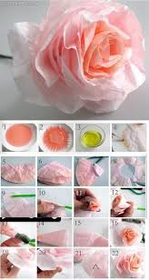 DIY Roses Flowers Diy Crafts Home Made Easy Craft Idea Ideas Do It Yourself Projects Handmade