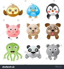 Cute Vector Set Animals Zoo Pets Stock Vector 257536849 - Shutterstock Childrens Bnyard Farm Animals Felt Mini Combo Of 4 Masks Free Animal Clipart Clipartxtras 25 Unique Animals Ideas On Pinterest Animal Backyard How To Start A Bnyard Animals Google Search Vector Collection Of Cute Cartoon Download From Android Apps Play Buy Quiz Books For Kids Interactive Learning Growth Chart The Land Nod Britains People