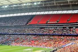 Twitter Is Laying Into Hull Fans For The Amount Of Empty Seats There Are At Wembley