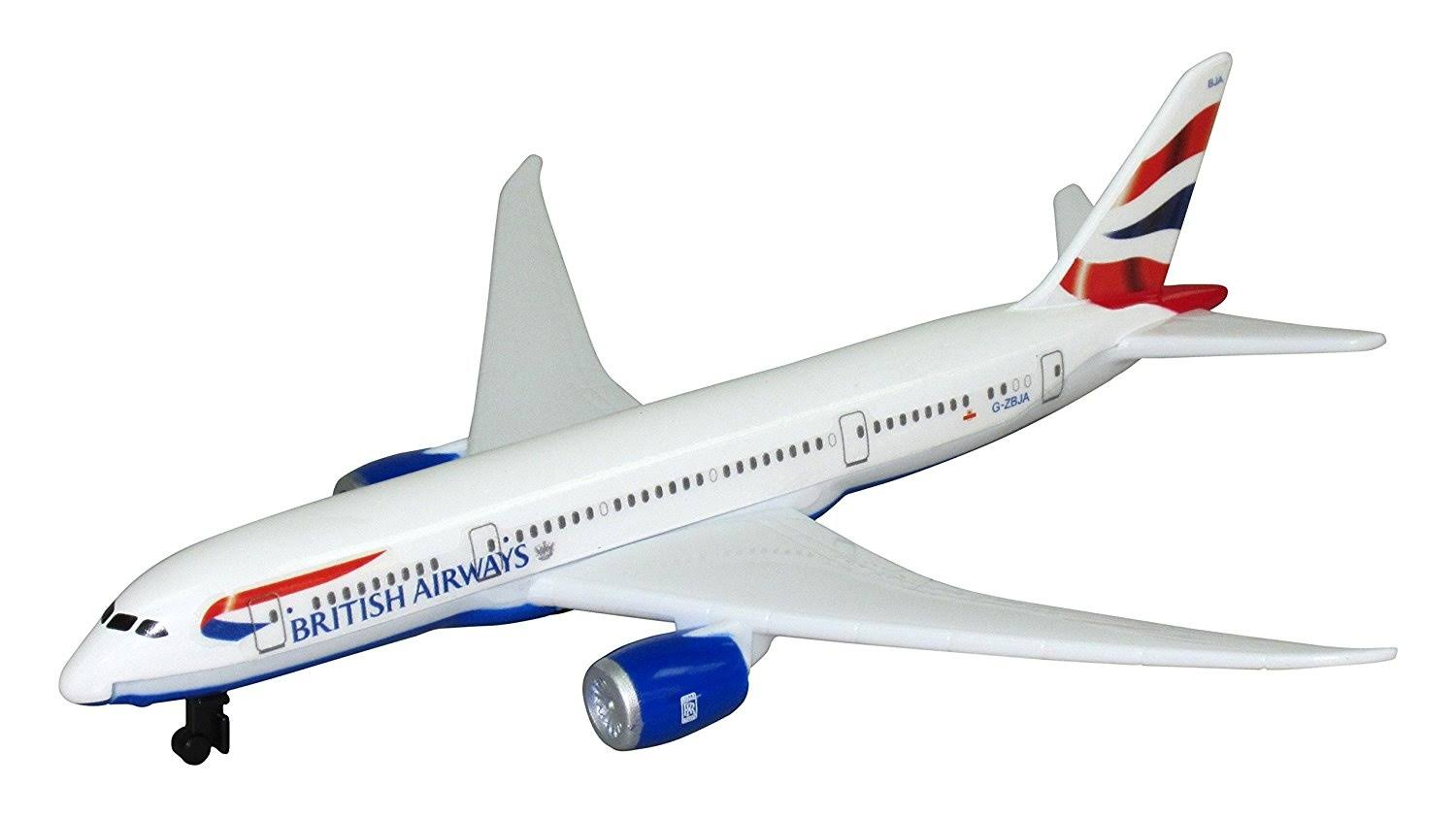 Daron Rt6005 British Airways 787 Single Plane