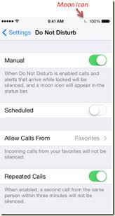 Calls Going Straight to Voicemail – iPhones 4 5 and 6
