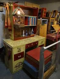 The Most Amazing Harry Potter Desk Around My Mom MADE This And She Is