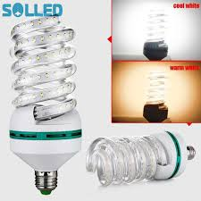 solled pretty led spiral corn bulb energy saving u shape light e27
