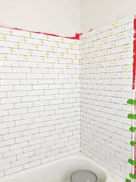 Tiling A Bathtub Surround by Waterproofing And Tiling A Bathtub Shower An Overview U2013 The Ugly