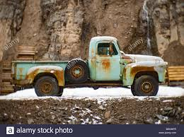 100 1957 International Truck S120 Stepside Pickup Stock Photos