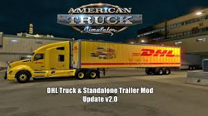 American Truck Simulator: DHL Truck & Trailer Pack Update V2.0 ... Dhl Buys Iveco Lng Trucks World News Truck On Motorway Is A Division Of The German Logistics Ford Europe And Streetscooter Team Up To Build An Electric Cargo Busy Autobahn With Truck Driving Footage 79244628 Turkish In Need Of Capacity For India Asia Cargo Rmz City 164 Diecast Man Contai End 1282019 256 Pm Driver Recruiting Jobs A Rspective Freight Cnections Van Offers More Than You Think It May Be Going Transinstant Will Handle 500 Packages Hour Mundial Delivery Stock Photo Picture And Royalty Free Image Delivery Taxi Cab Busy Street Mumbai Cityscape Skin T680 Double Ats Mod American