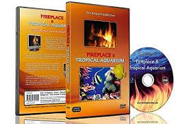ambiente dvd kamin und tropen aquarium 2 stunden hd