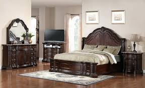 Dark Wood Bedroom Furniture Sets Uk Ideas Ebay