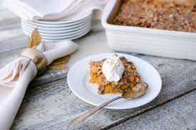 Libbys Pumpkin Muffins Crumble Top by Crustless Pumpkin Pie With Pecan Crumble Half Her Size