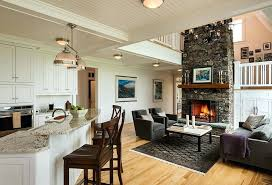 Kitchen And Living Room Design Fabulous Ideas Simple Home Interior Designing With