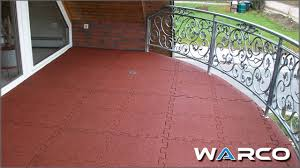 To Protect Just Renovated Insulation Sheets Cover Up Old Balcony Tiles Or Make It Children Friendly There Are Many Reasons Why Rubber Floor