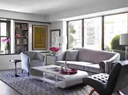 Modern Apartment NYC Contemporary Living Room New York by