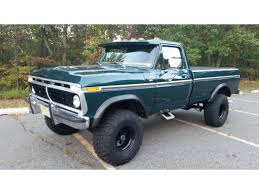 100 1977 Ford Truck Parts F150 For Sale ClassicCarscom CC1078479