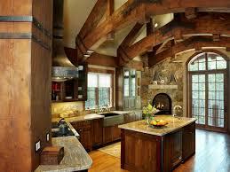 Log Cabin Kitchen Ideas by A Frame Kitchen Ideas Onyoustore Com