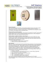 Implementing A Help Point System Using GAI-Tronics VoIP Products ... 2016 New Products Gsm Voip Gateway16 Ports Imsi Catchersupport Voip Communication Viking Electronics Grandstream Grandstream Entreprise Voip Sip Protocol 3cx Phone System Wj England Implementing A Help Point Using Gaitronics Products Bridgei2p Service Providers In Bangalore China Manufacturers And Chicago Business 4g Lte Gateway Suppliers Phones Buy Online At Best Prices Indiaamazonin