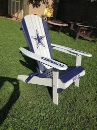 HAND PAINTED DALLAS COWBOYS FOLDING ADIRONDACK CHAIR *NFL FOOTBALL ... Outdoor Fniture Archives Pnic Time Family Of Brands Amazoncom Plao Chair Pads Football Background Soft Seat Cushions Sports Ball Design Tent Baseball Soccer Golf Kids Rocking Brown With Football Luna Intertional Doubleduty Stadium And Podchair Under The Weather Nfl Team Logo Houston Texans Tailgate Camping Folding Quad Fridani Fsb 108 Xxl Padded Sturdy Drinks Holder Sportspod Chairs China Seating Buy Beiens Double Goals Portable Toy Set For Sale Online Brands