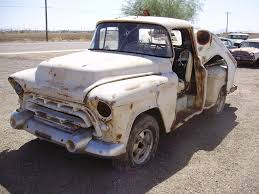 1957 Chevy-Truck Chevrolet Truck (#57CT7578C) | Desert Valley Auto ... 9 Sixfigure Chevrolet Trucks 3100 Pickup V8 Project 1957 Pickup For Sale Classiccarscom Cc1035770 Rare Napco 4x4 Shortbed Stepside Project Gmc Panel Truck Hot Rod Network 12 Ton 502 Sale On Chevy Cameo Classic