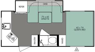 Travel Trailer Floor Plans With Bunk Beds by Forest River R Pod Dealer