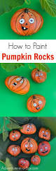 Leftover Halloween Candy Donation Canada by Painted Jack O Lantern Pumpkin Rocks Autumn Rock And Decoration