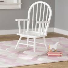 Wayfair Rocking Chair Uk by Kids U0027 Rocking Chairs You U0027ll Love Wayfair
