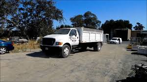 Lot #0100: 2001 Ford F650 18 Yard Dump Truck - YouTube Ford F650 Dump Trucks For Sale Used On Buyllsearch In California 2008 Red Super Duty Xlt Regular Cab Chassis Truck Florida 2000 Dump Truck Item Dx9271 Sold December 28 Lot 0100 2001 18 Yard Youtube 1996 Mod Farming Simulator 17 Unloading A Mediumduty Flickr Non Cdl Up To 26000 Gvw Dumps