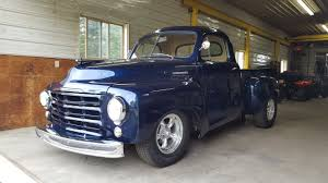100 1950 Studebaker Truck 1230PM SATURDAY FEATURE STUDEBAKER CUSTOM TRUCK FUELIE The