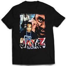 Vintage Style JAY Z Rap T Shirt