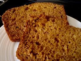 Skinnytaste Pumpkin Bread by Cupcakes October 2010