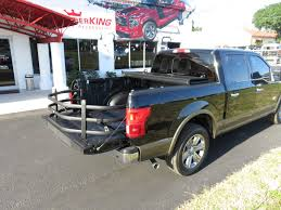 100 Truck Bed Extender Hitch 2018 Black Ford F150 LEER X2T And XTender TopperKING