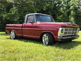 100 1969 Ford Truck For Sale F100 For ClassicCarscom CC1162091