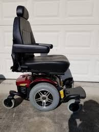 Jazzy Power Chairs Used by Used Jazzy 614 Hd