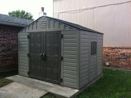 Keter 10x8 Stronghold Shed by Storage Shed Home Depot Best Barns Meadowbrook 10 Ft Sheds