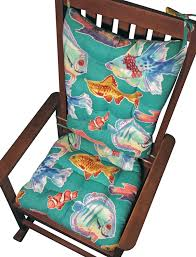 Buy Porch Rocker Cushion Set - Big Fish Aqua Lagoon - Extra ... Outdoor Garden Log Rocking Chair Adirondack Made Of Original Wood With Big Space Between Armrests Swivel Rocker Ding And Tall 35 Free Diy Plans Ideas For Relaxing In Buy Porch Cushion Set Fish Aqua Lagoon Extra Oversized Patio Fniture Living Home Resin Wooden Plastic Cushions Wicker Heavy Duty Chairs The Bet Plus Size Terrace House Beautiful Stock Photo Good Things Happened Rocker Why Its There And Amish Clearance Lounge Stools Box Discount Stores Miami