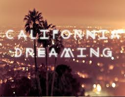 California Dreaming On Tumblr