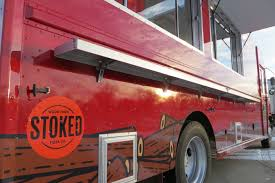 100 Pizza Truck Food Stoked Wood Fired Built By Apex