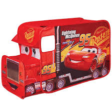 Disney Cars Mack Truck Feature Tent | Great Kids Bedrooms, The ... Disney Pixar Cars2 Toys Rc Turbo Mack Truck Toy Video Review Youtube And Cars Lightning Mcqueen Toys Disneypixar Transporter Azoncomau Mini Racers Target Australia Mack Truck Cars Disney From The Movie Game Friend Of Tour Is Back To Bring More Highoctane Fun Have You Seen Playset Janines Little World Cars Toys Hauler Lightning Mcqueen Kids Cake Cakecentralcom Cstruction Videos For