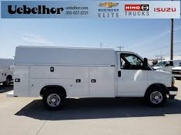 New 2017 Chevrolet Express 3500 Service Utility Van | For Sale In ...