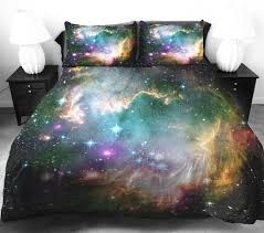trippy galaxy bed sheets you can now fall asleep every night under