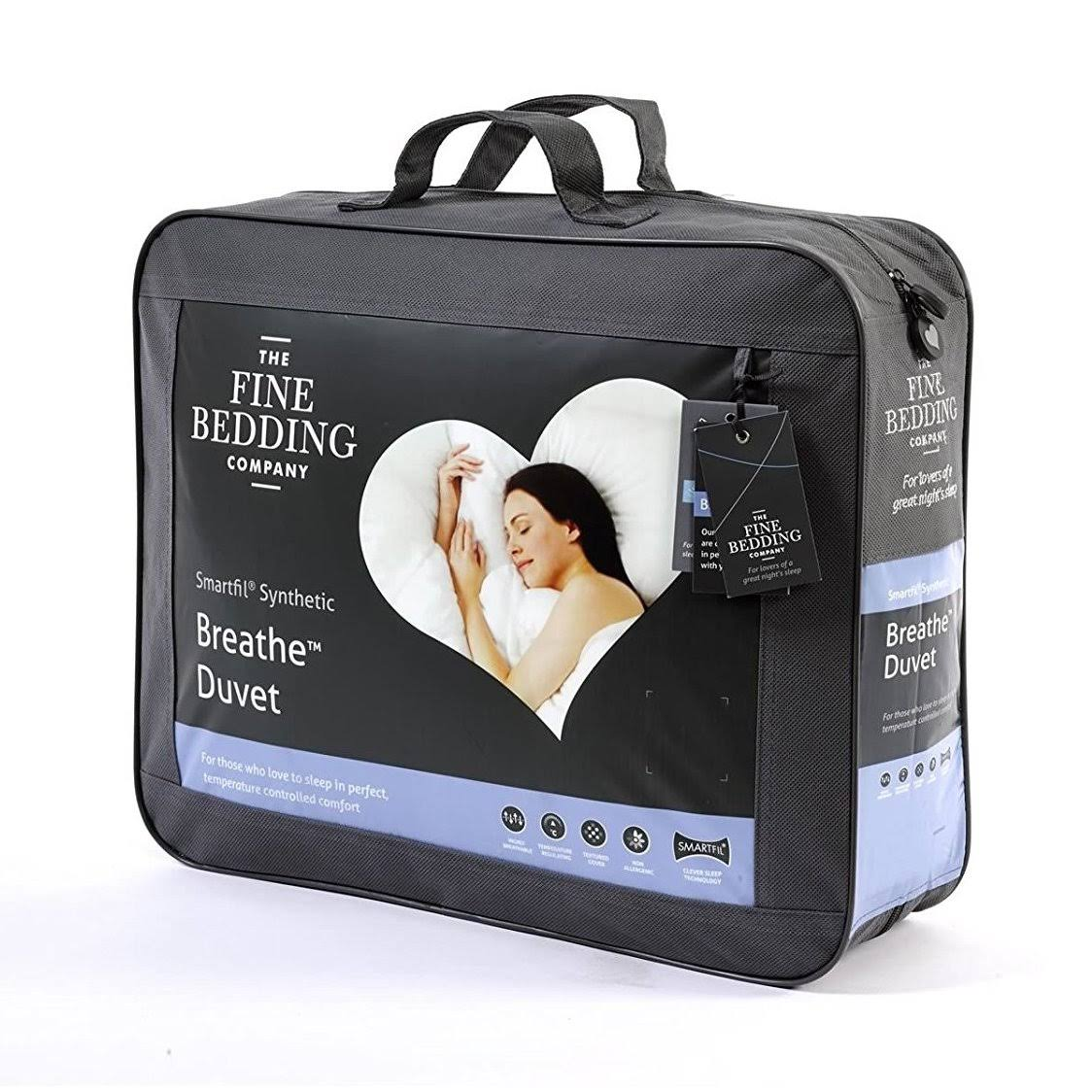 The Fine Bedding Company Breathe Duvet - 10.5 Tog Double