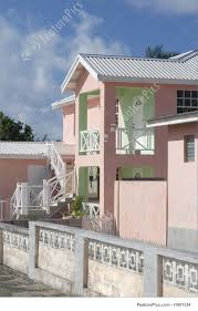 Residential Architecture Traditional Caribbean Architectural Style Used In A Modern Tropical Home