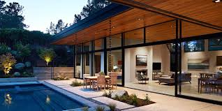 100 Glass Walls For Houses A Modern House With A MidCentury Inspiration By Klopf