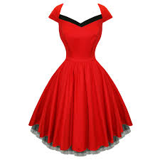 rkh51 hearts u0026 roses flared pin up party rockabilly dress 50 u0027s