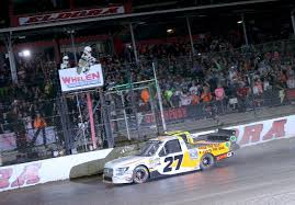 ARCA Champs Briscoe And Enfinger Duel In NASCAR Trucks Race At ...