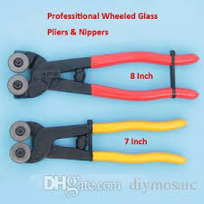 Glass Tile Nipper Home Hardware by Glass Tile Cutter Using A Tile Cutter To Cut Mirror Or Glass