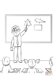 Male Teacher Website Picture Gallery Coloring Pages