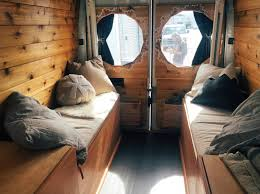100 Vans Homes DIY How To Turn An Ordinary Cargo Van Into A Cozy Tiny Home On Wheels