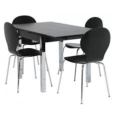 Bonsoni Stockholm Extending Dining Table 80cm Ext To 147cm In Black Ash By  Fern Taylor Goran Solid Victoria Ash Ding Table With Angled Black Leg Design Extending First Albert Light Matt A Shaped Legs Designa 120187cm Melamine Grey Ding Room Ideas Chairs Daisy Modern Tables Sohoconcept Halsey 7piece Splay By Bernards At Wayside Fniture Lynd Dark Ash Liberty Home Dcor Online Lanesborough Hadley Rose Cannelle Gold Capped Barker Stonehouse