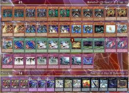 destiny deck profile and combo ygo